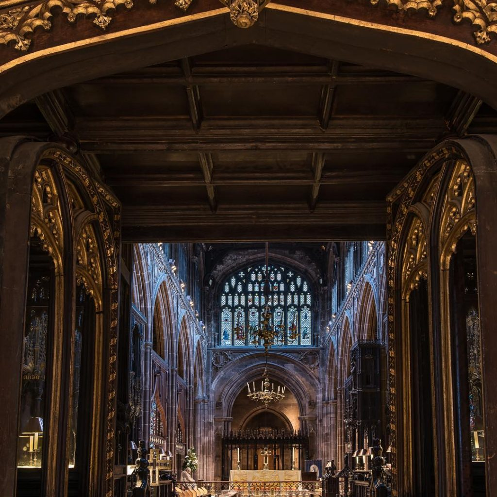 Manchester Cathedral Is Hosting A Performance Of Vivaldi's Four SeasonsBy Candlelight
