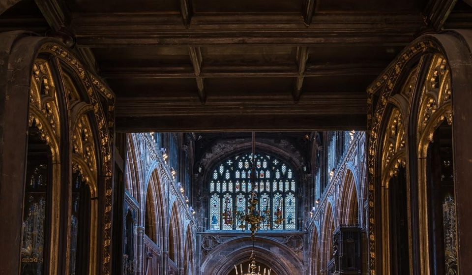 Manchester Cathedral Is Hosting A Performance Of Vivaldi's Four Seasons By Candlelight