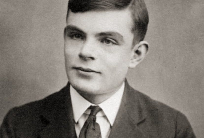 Alan Turing Has Been Voted 'Most Iconic' Figure Of The 20th Century