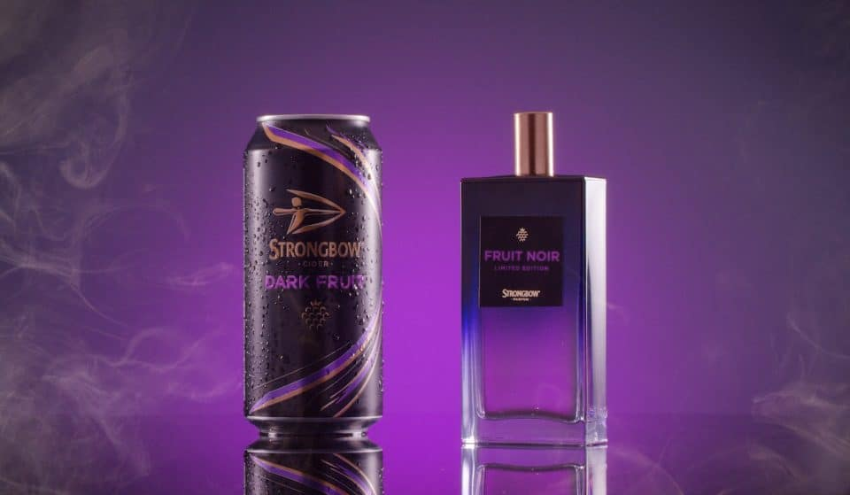 April Fools! Strongbow Has Created A Dark Fruits-Inspired Fragrance