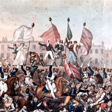 An Exhibition Marking The 200th Anniversary Of The Peterloo Massacre Is Coming To The John Rylands Library