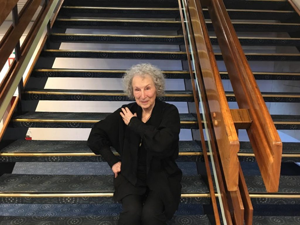 The Handmaid's Tale Author Margaret Atwood Will Give A Talk At The Lowry