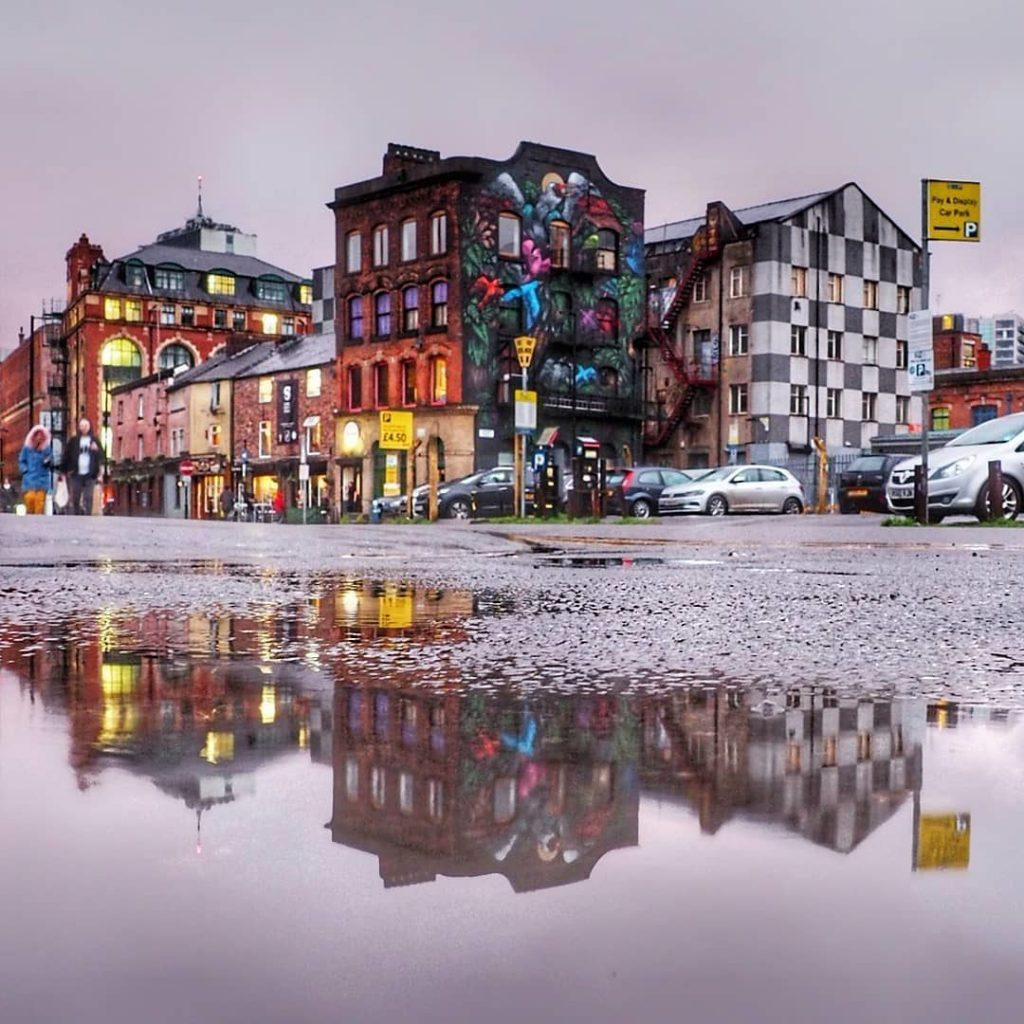 12 Terrific Things To Do In Manchester When It's Raining