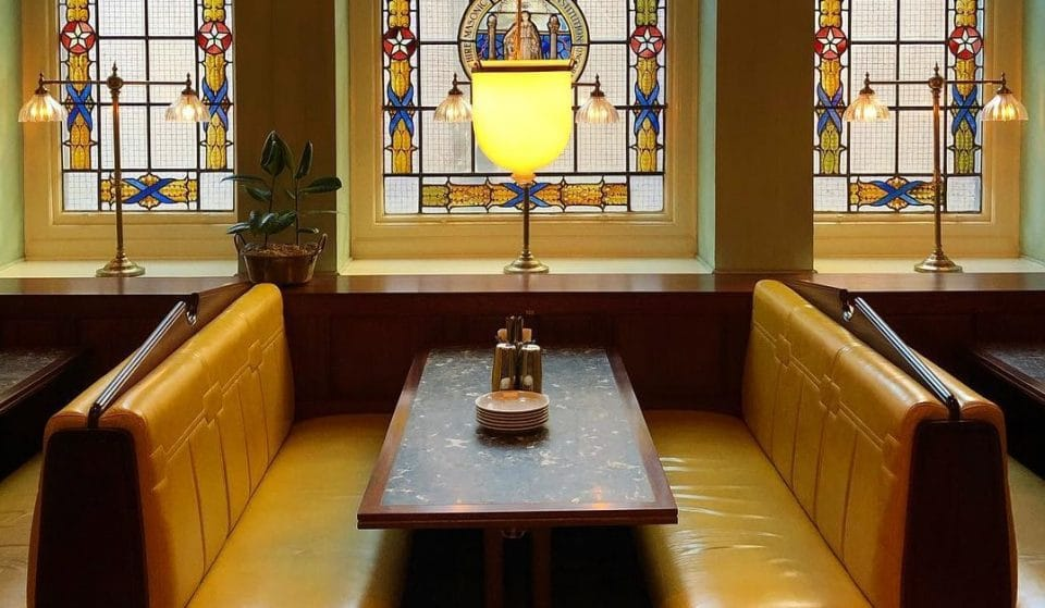 Inside The Irani-Indian Restaurant Hidden In Manchester's Most Mysterious Building • Dishoom