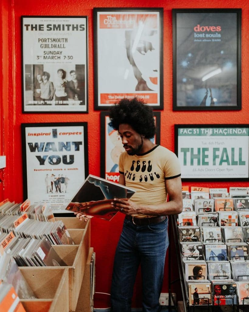 These Are Our Favourite Record Shops In Manchester