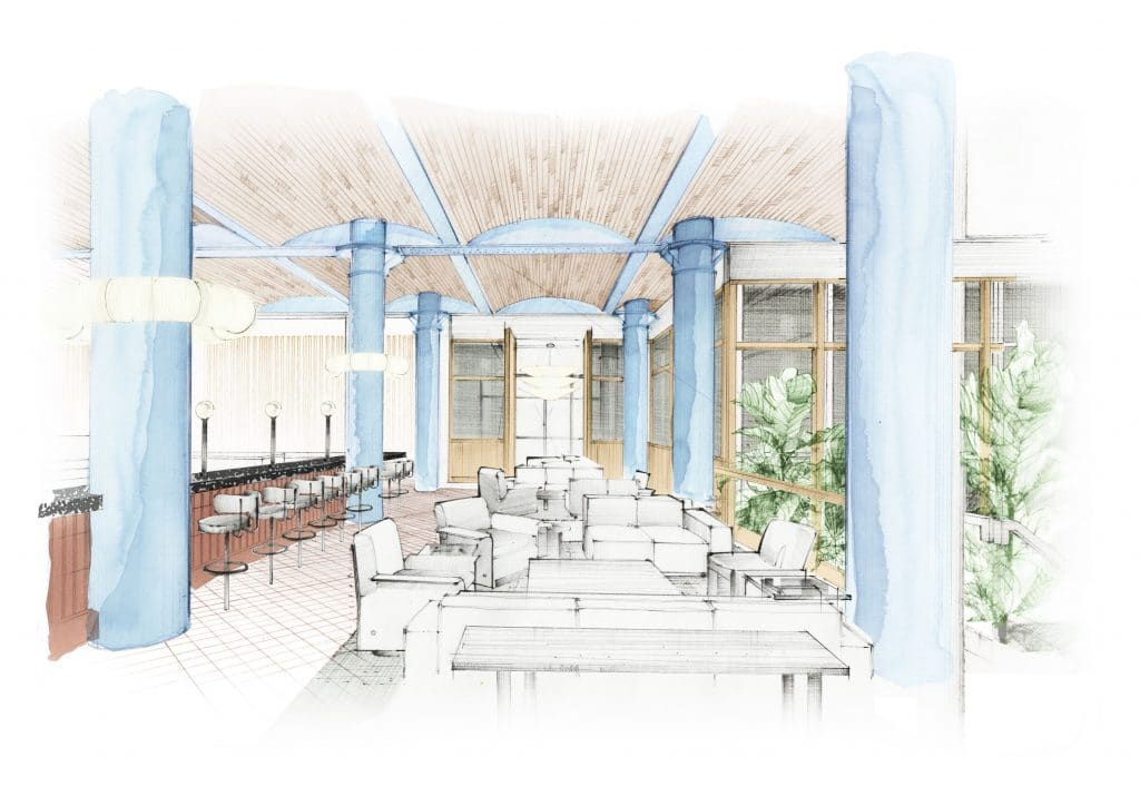 This Manchester Warehouse Will Be Converted Into A New Events Space With Outdoor Terraces And A Cinema