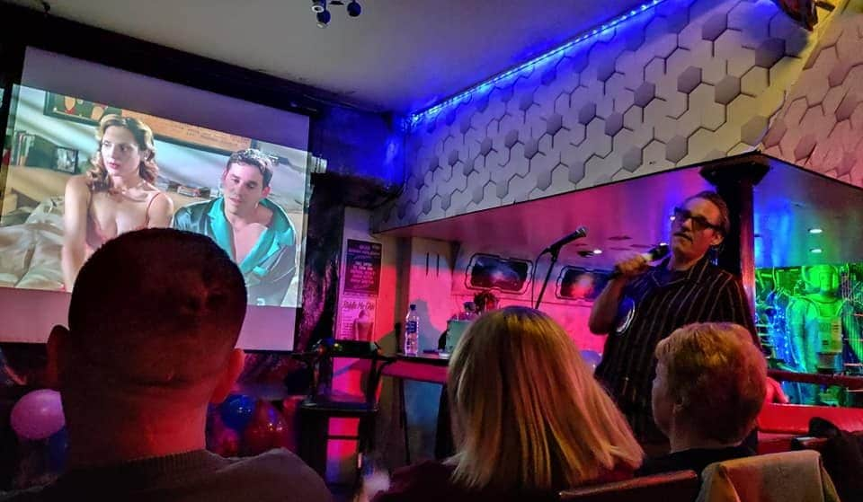 Nicholas Brendon (Xander Harris From Buffy The Vampire Slayer) Was In A Manchester Bar Last Night