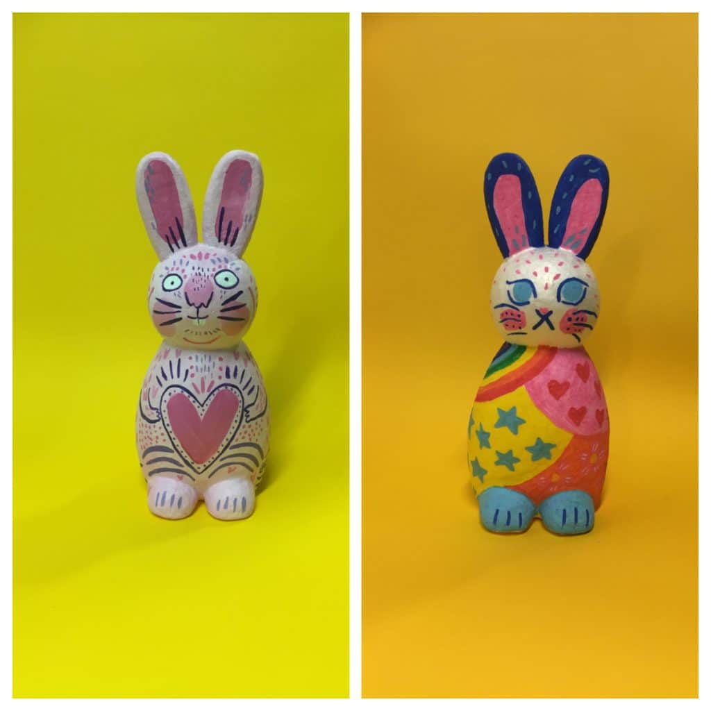 Afflecks Palace Is Giving Away Free Creme Eggs As Part Of Its Adorable Bunny Trail Challenge