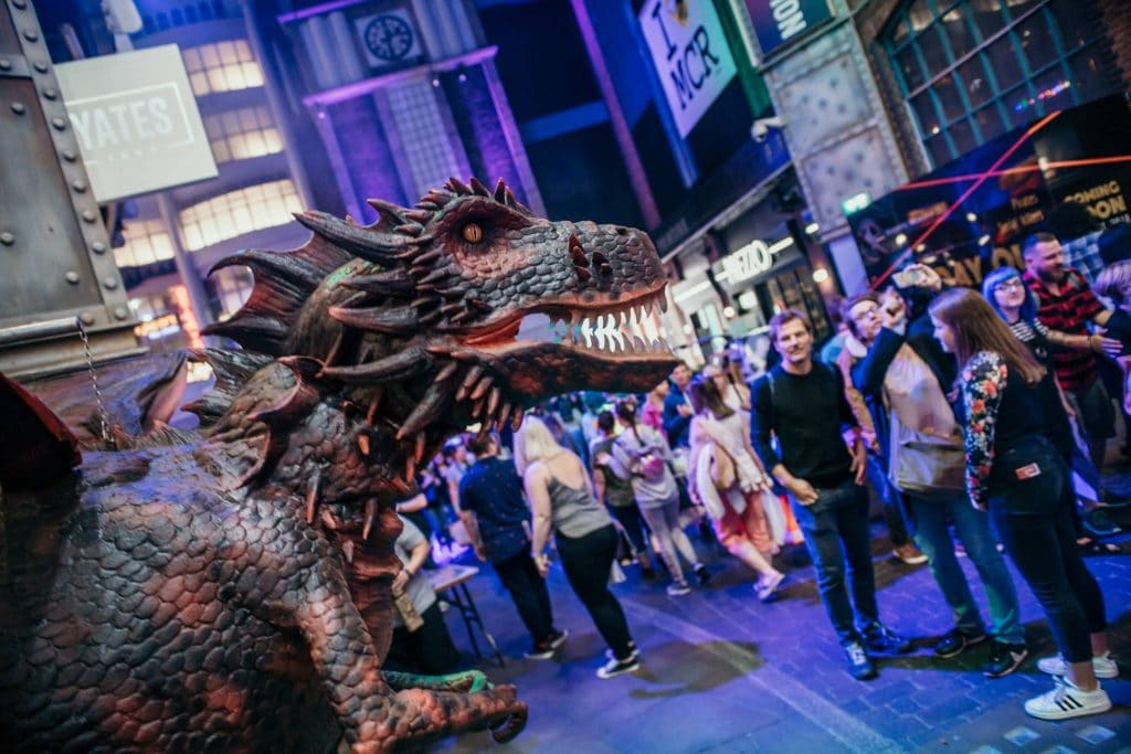 The Printworks Will Be Transformed Into A Magical Harry Potter Haven This Summer