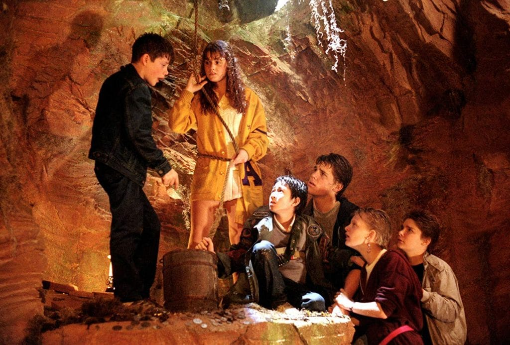 See The Goonies On The Big Screen And Accompanied By A Live Orchestra At Bridgewater Hall