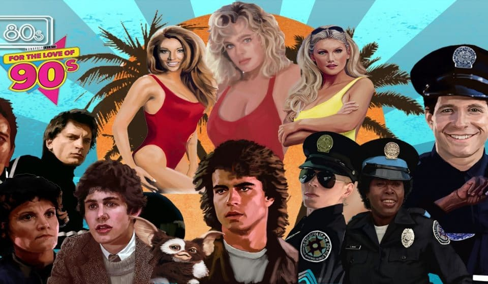 The Stars Of Gremlins, Police Academy, Baywatch And The Lost Boys Will Be At Comic Con Manchester