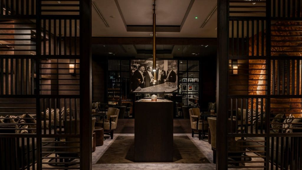 This Fancy Manchester Hotel Boasts A Champagne Room, A Cigar Garden And The Largest Suite In The City