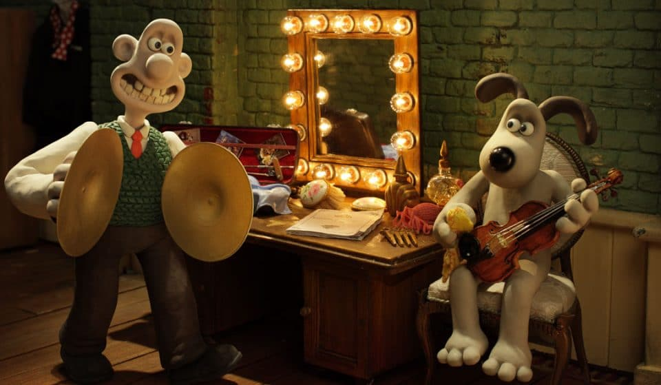 The Latest Wallace And Gromit Animation Will Be Screened At The Lowry With A Live Orchestra