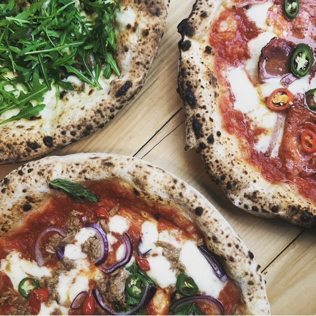 This Manchester Pizza Restaurant Has Been Named 10th Best In The World