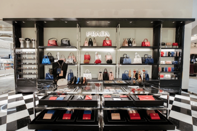 Selfridges Trafford Has Unveiled The First Phase Of Its Shiny New Accessories Hall