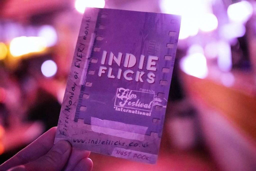 An Indie Film Festival Is Happening In One Of Manchester's Most Exciting Venues