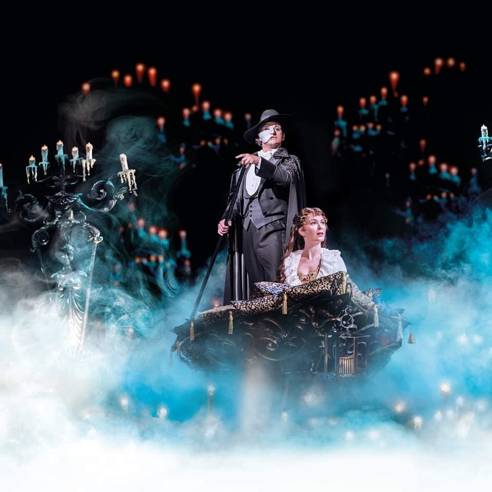 The Phantom Of The Opera Is Coming Back To Manchester