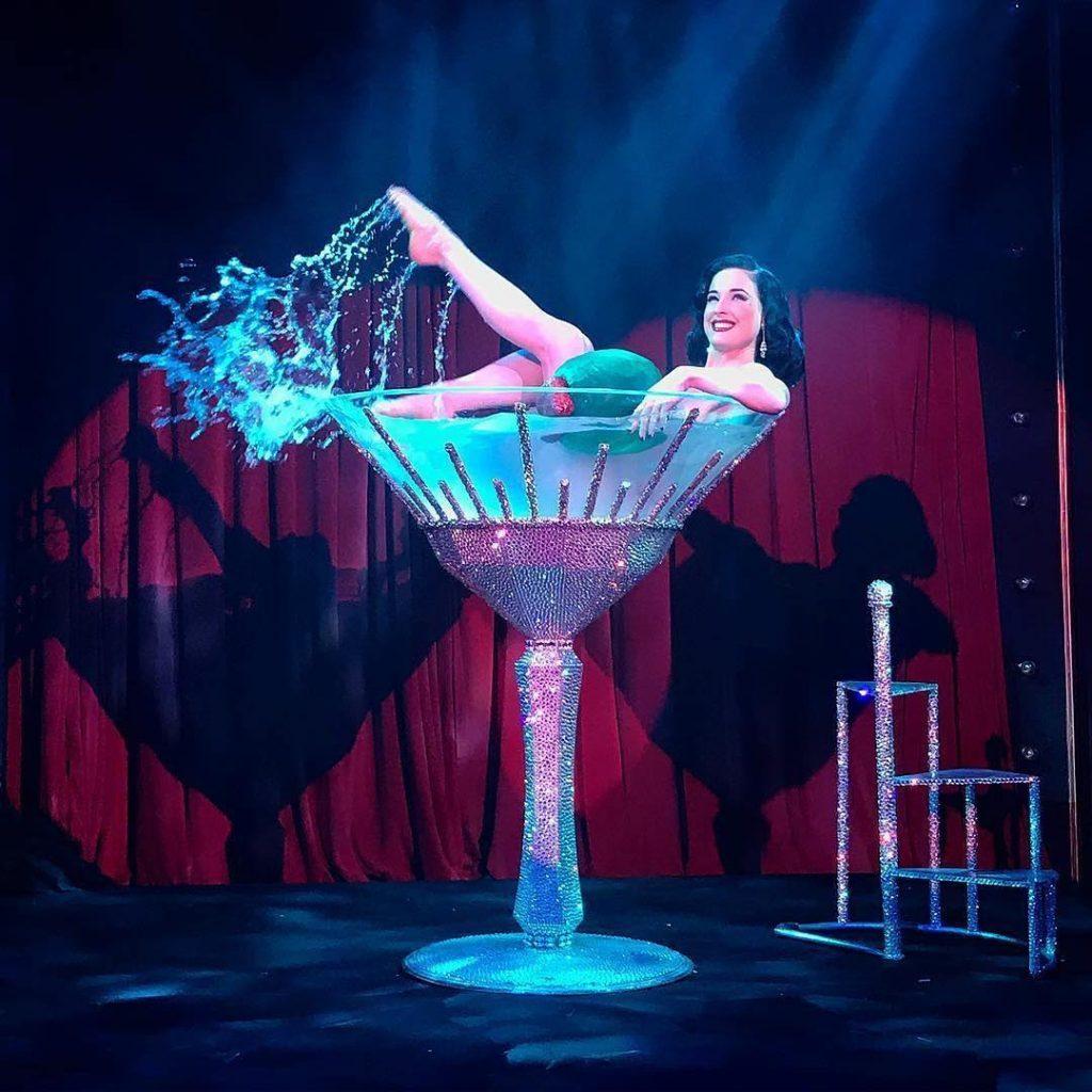 Queen Of Burlesque Dita Von Teese Is Bringing Her New Glamonatrix Tour To Manchester