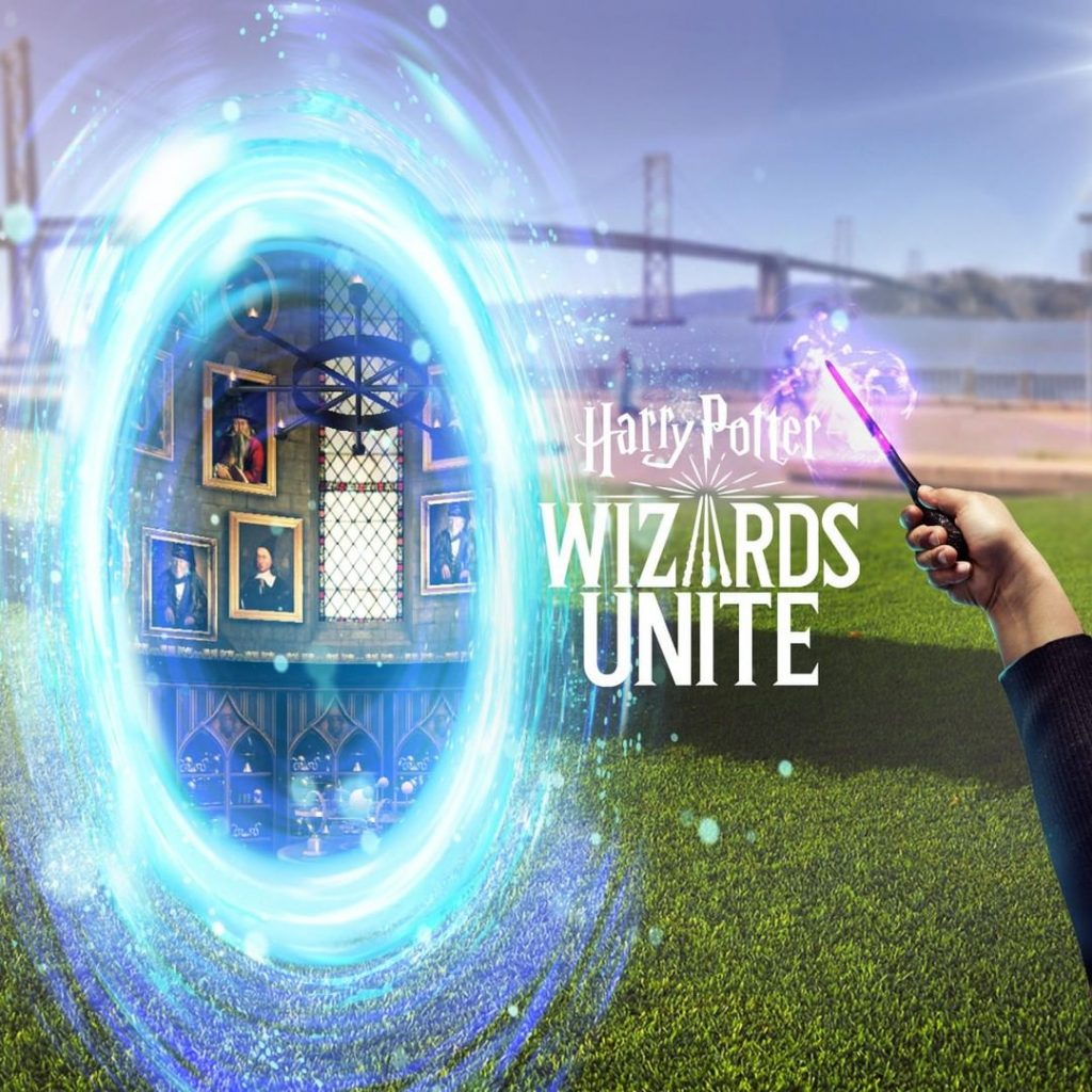 A Harry Potter Version Of Pokemon Go Will Be Released This Week