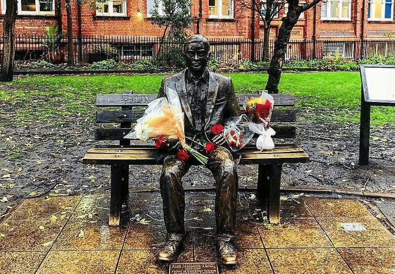 Manchester Icons: Father Of Modern Computing And War Hero Alan Turing