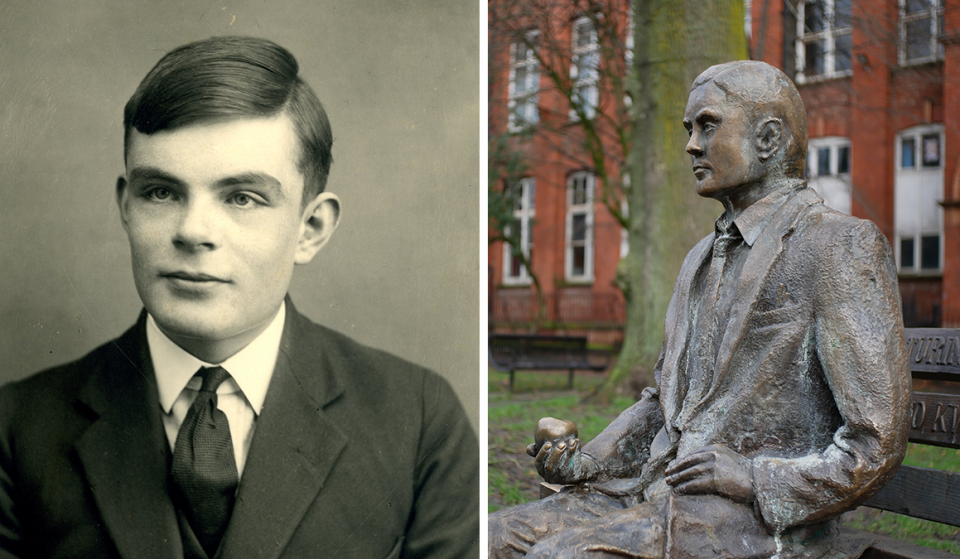6 Reasons Alan Turing, The Father Of Modern Computing And War Hero, Is A Manchester Icon