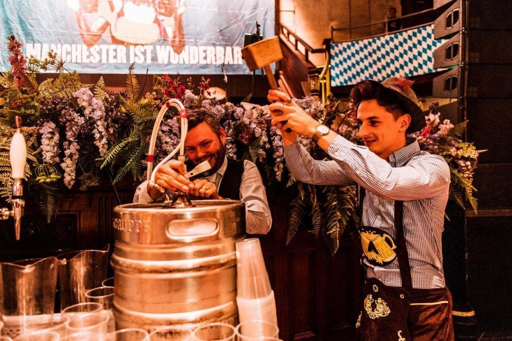 Oktoberfest Bier Festival Will Return To Manchester's Albert Hall – Here's How To Get Tickets