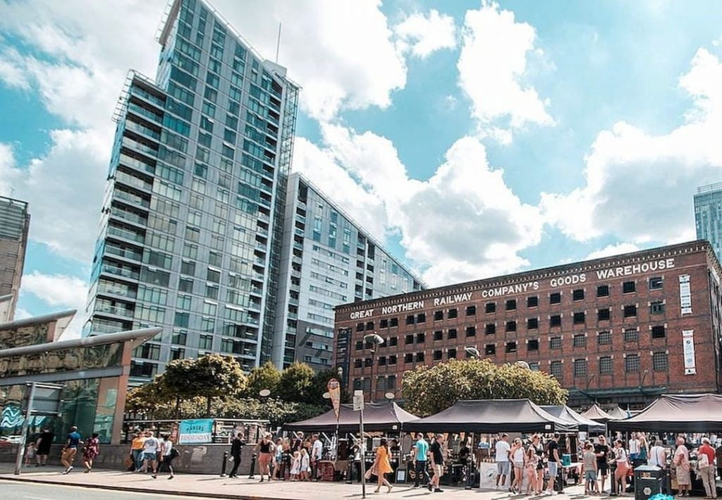 A Free Street Festival Is Happening At The Great Northern Warehouse This Weekend