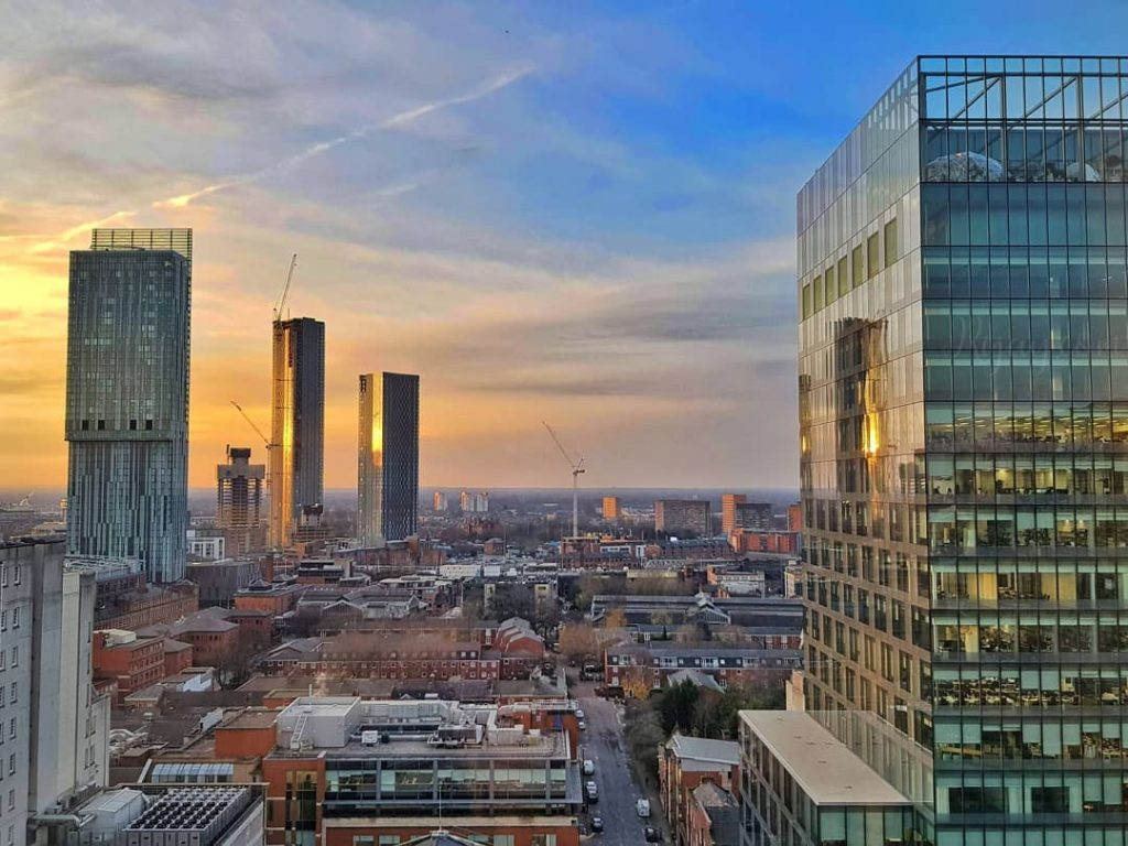 Manchester City Council Is Asking Residents And Visitors To Share Their Views On The City Centre