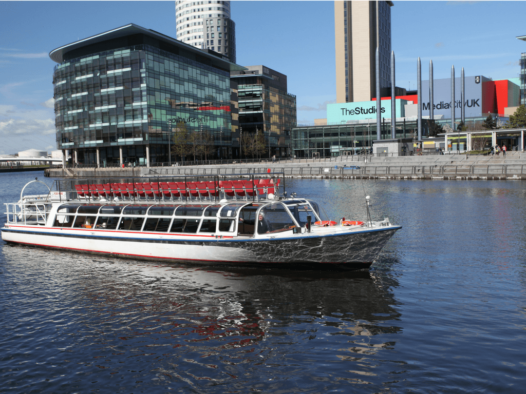 A Bottomless Brunch Cruise With Bagels And Bubbly Is Happening In Manchester