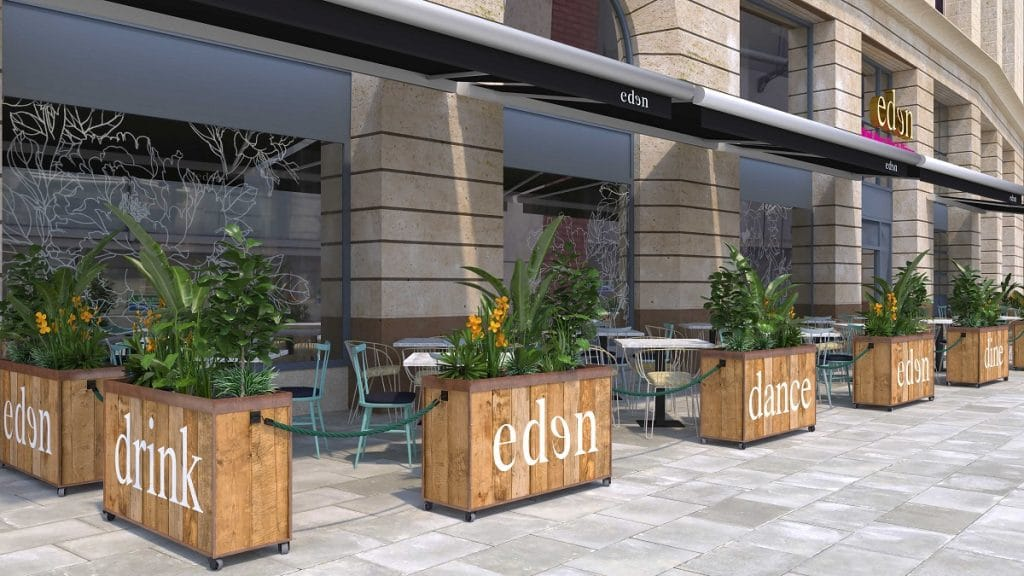 A New Botanical-Inspired Dining, Drinking And Entertainment Destination WillLaunch In Manchester