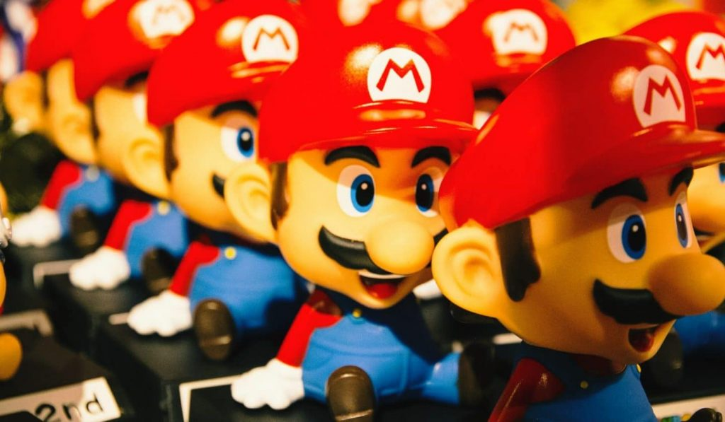 A Super Mario-Themed Bar Is Coming To Manchester