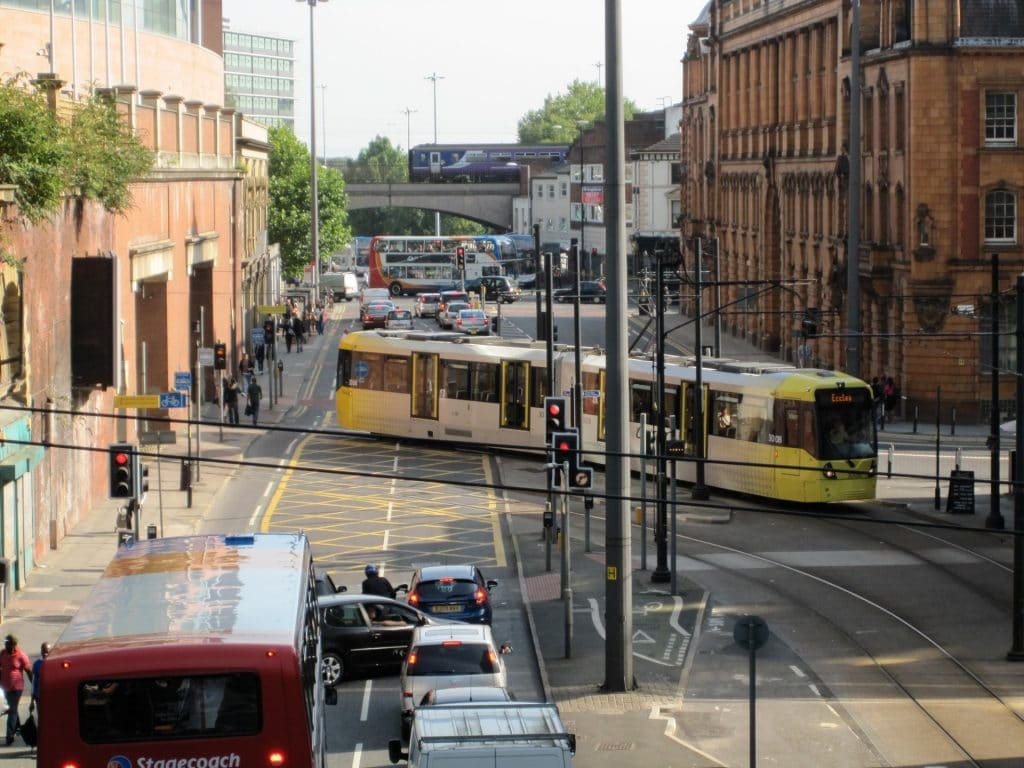 TFGM Has Unveiled New Traffic Tech That Could Help Improve Bus Punctuality