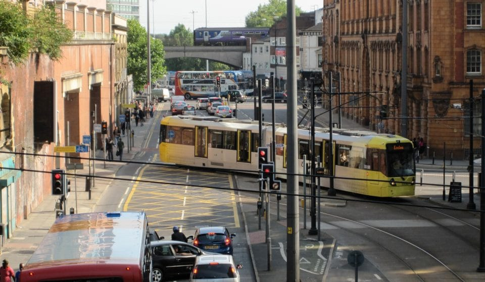 TfGM Has Apologised For Cancelling Trams On The Final Day Of The Ashes Test