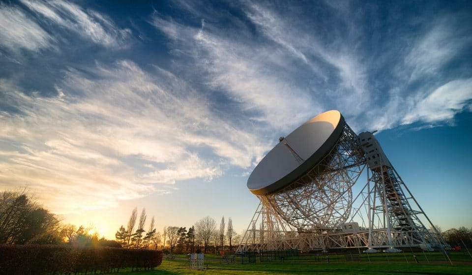 Cheshire's Jodrell Bank Observatory Has Been Declared A World Heritage Site