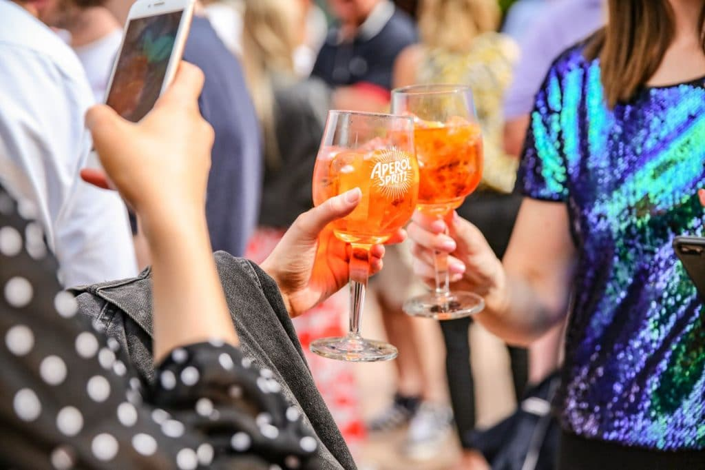This Manchester Bar Will Be Handing Out Free Aperol Spritzes Next Week