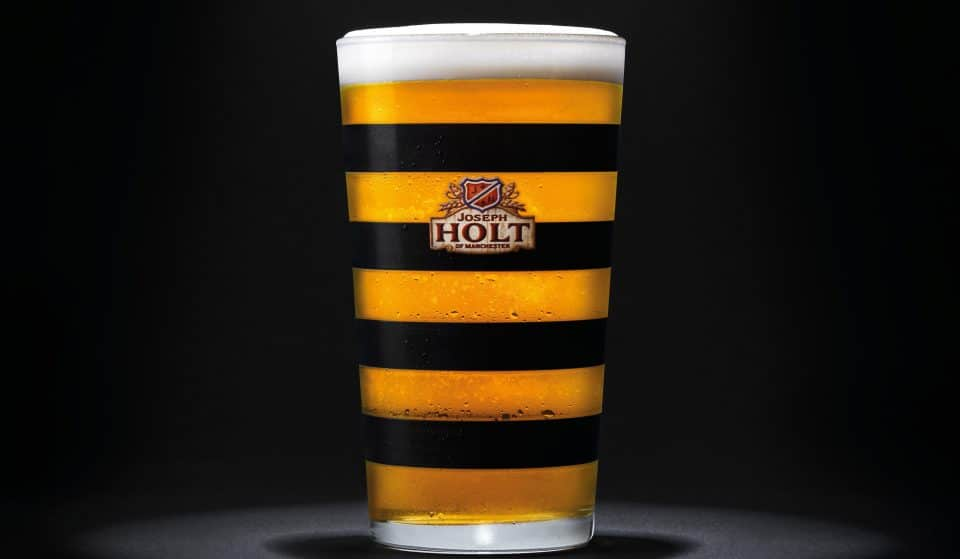 Iconic Manc Brewery Joseph Holt Has Launched A Worker Bee Pint Glass