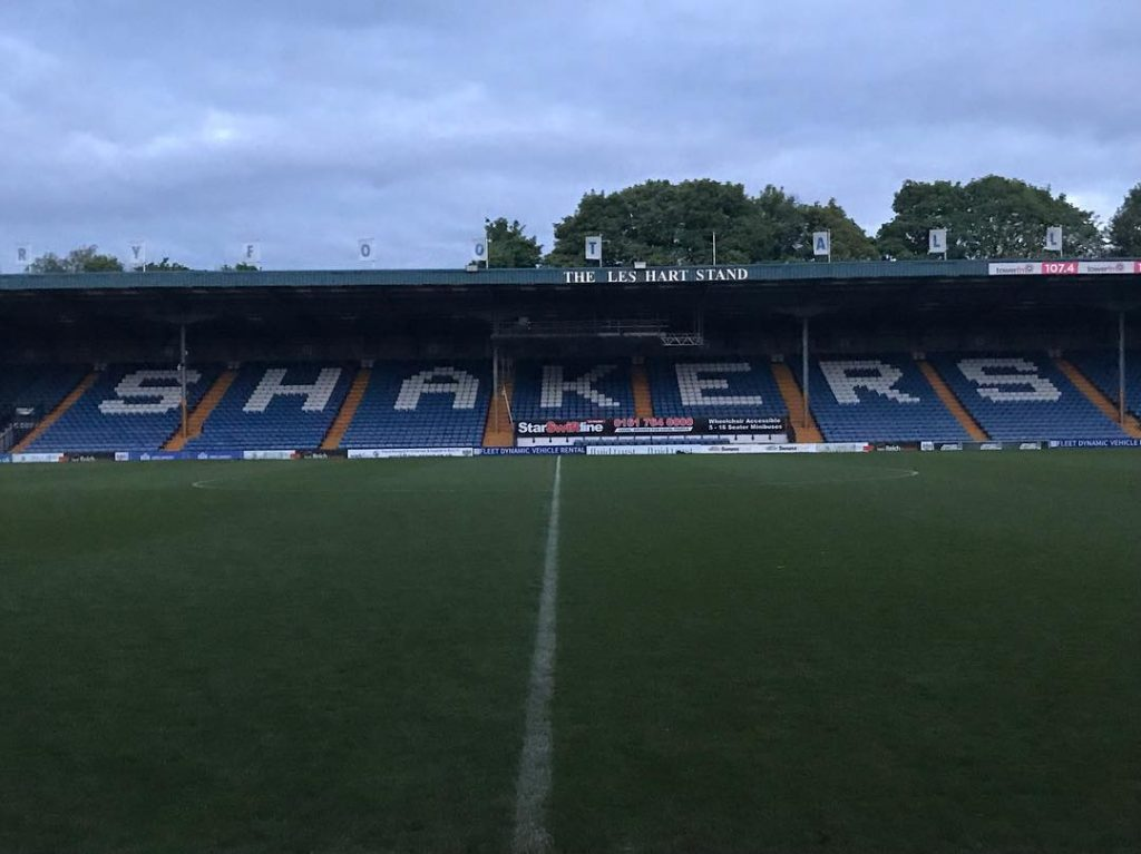 BREAKING: Bury FC Has Been Expelled From The Football League