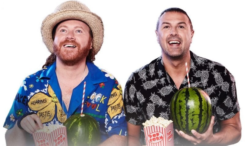 Keith Lemon And Paddy McGuiness Will Host An Open-Air Screening Of Dirty Dancing