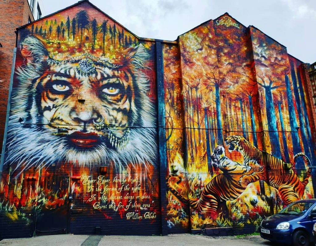Explore Manchester's Best Street Art With This Helpful Location App
