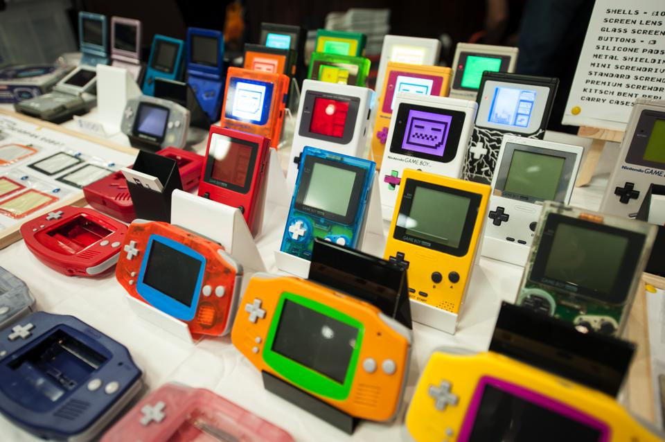 A Massive Retro Gaming Market Is Coming To Manchester