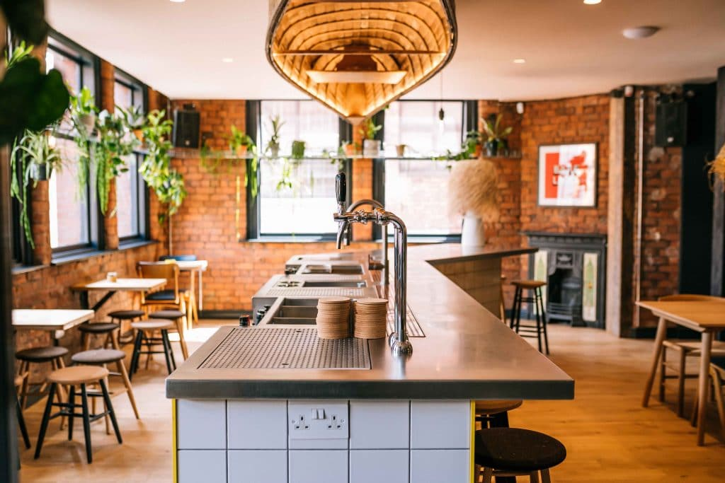 A Three-Storey Eating And Drinking Den Has Opened In The Northern Quarter