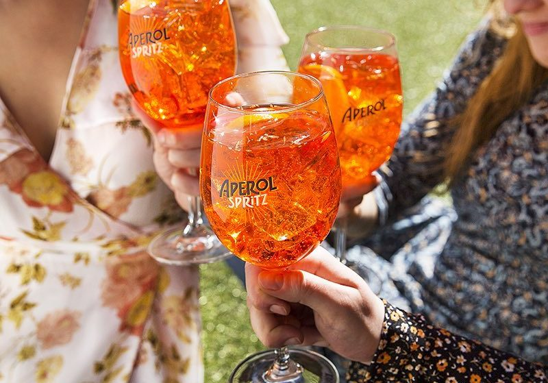 A Pop-Up Aperol Spritz Bar Is Coming To Manchester
