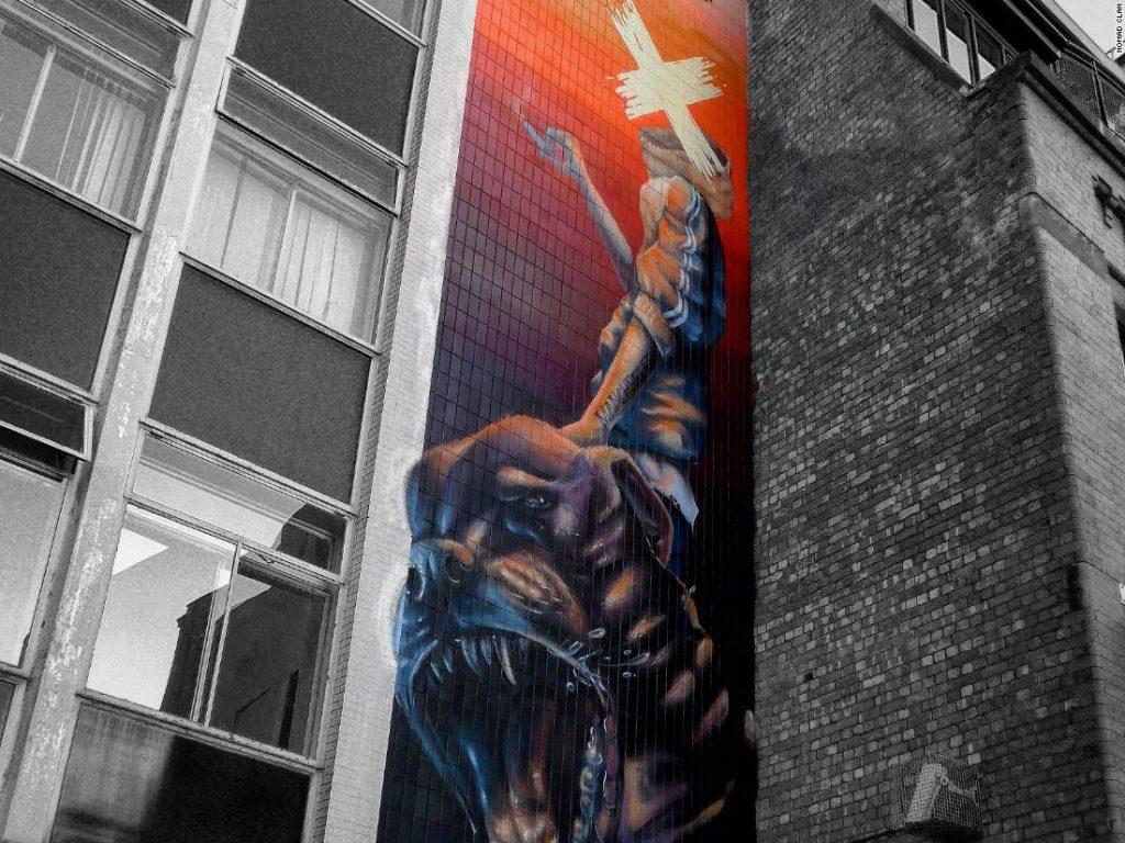 A FREE Street Art Festival Is Coming To Rochdale