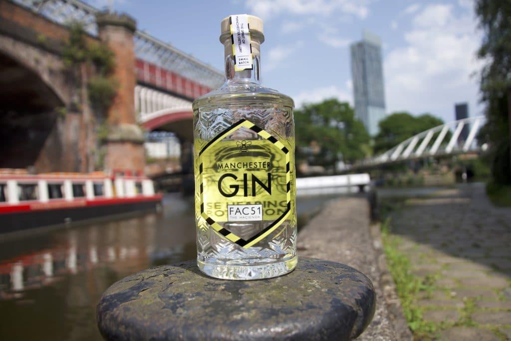 Manchester Gin Has Created A Haçienda-Inspired Spirit