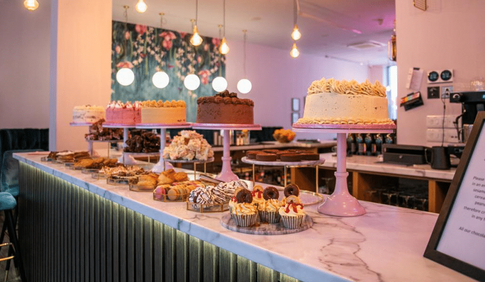 Ancoats' Boutique Chocolate Cafe Serves Up The Sweetest Afternoon Tea • Cocoa Cabana