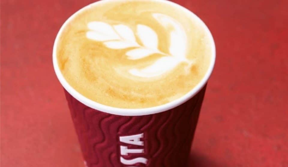 Costa Will Be Giving Away Free Coffee Today