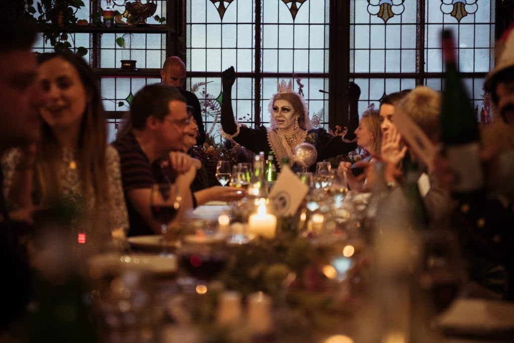 Albert's Schloss Has Launched An Outrageously Extravagant Supper Klub