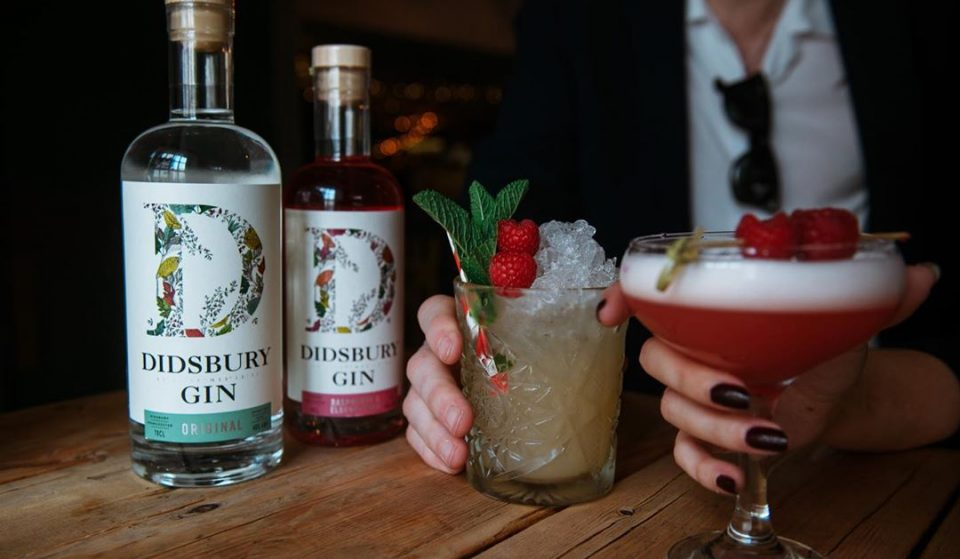 Didsbury Gin Will Bring Its Famous Spirit To Grill On New York Street – For One Night Only