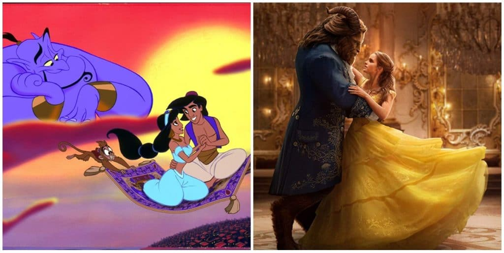 Back-To-Back Screenings Of Aladdin And Beauty And The Beast Are Happening In Manchester
