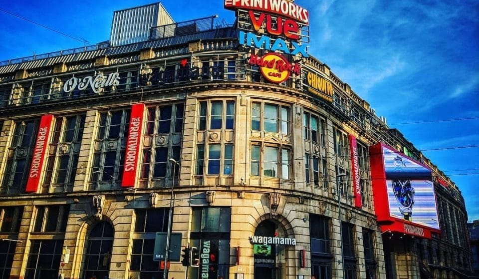 The Printworks Will Be Offering A Load Of Outrageous Discounts To Students This Month
